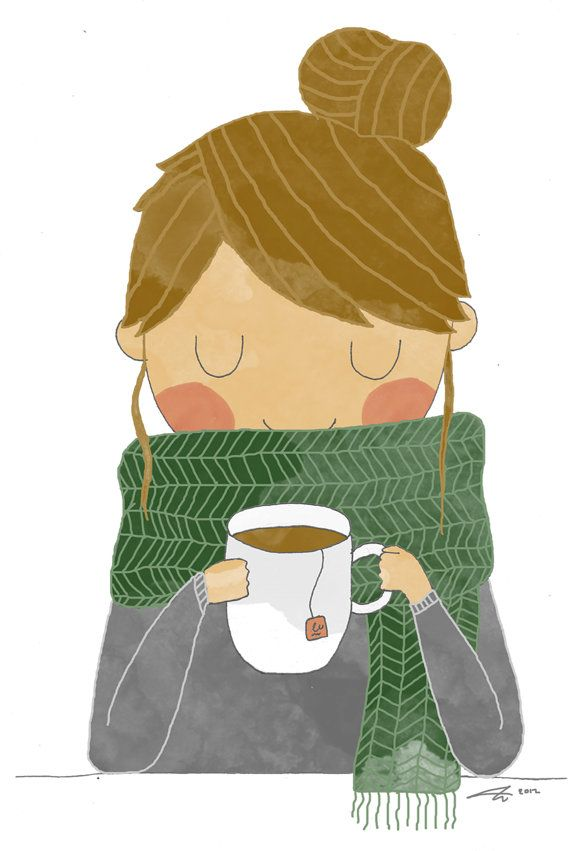 Custom portrait illustration by LaurynGreen