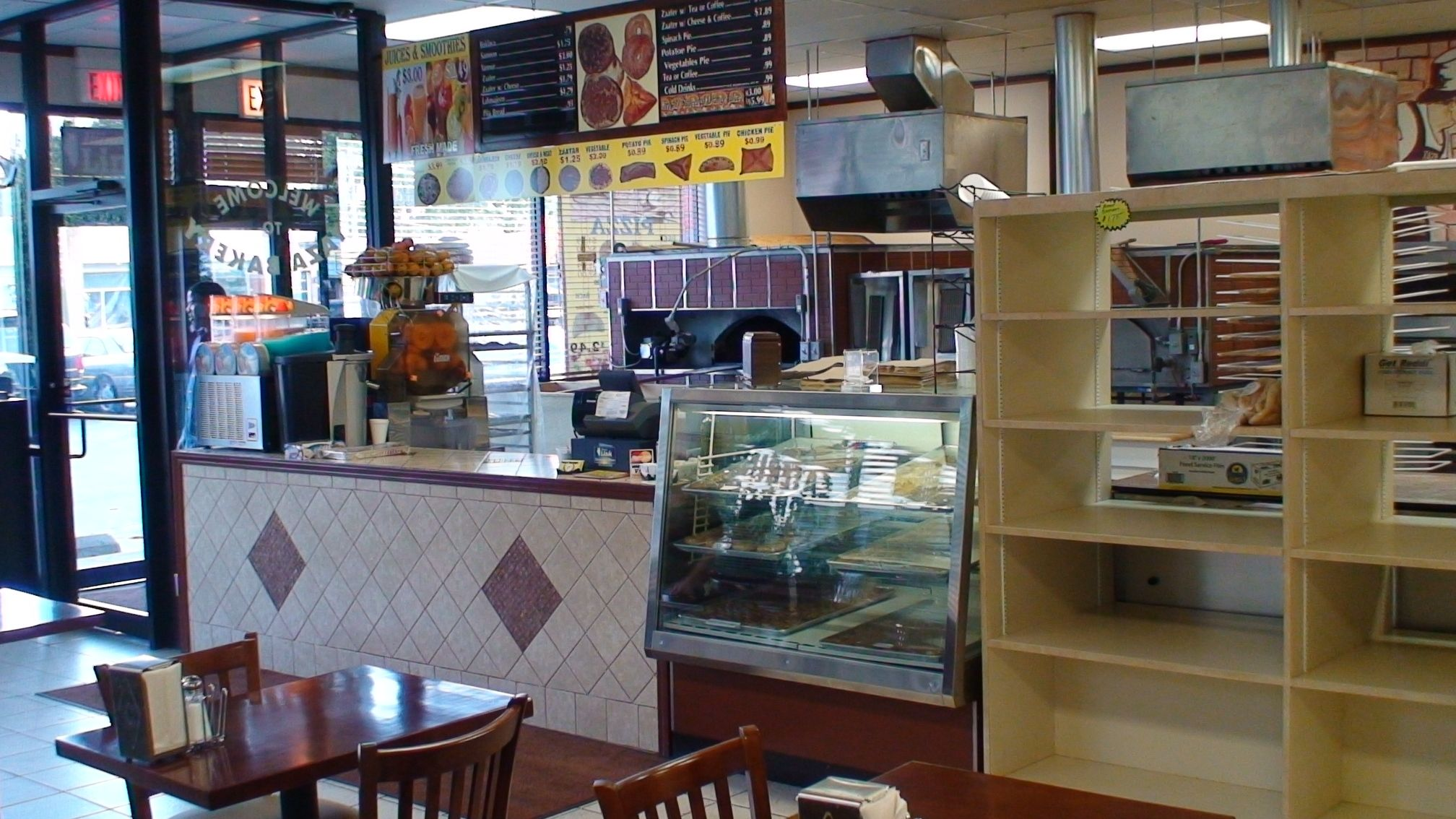 Taza Bakery // Devon near Kedzie Chicago restaurants