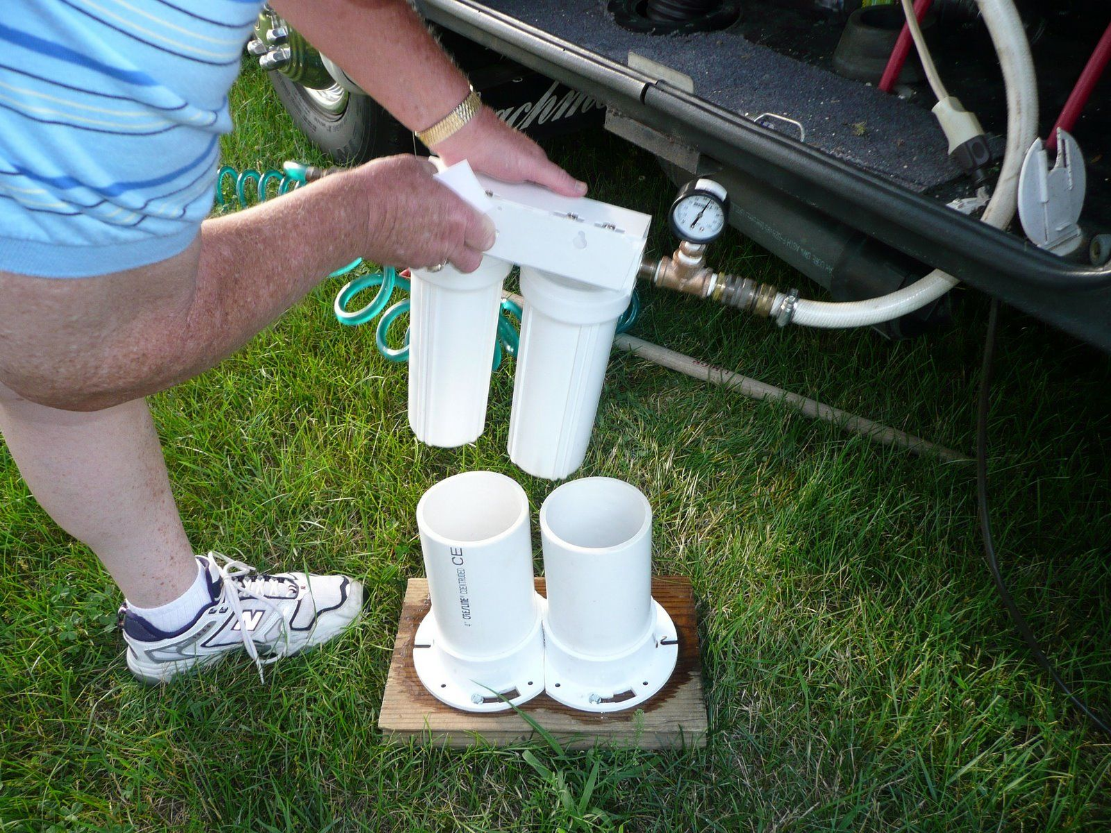 Rv Now Rv Water Filters Stand Up To The Elements In This