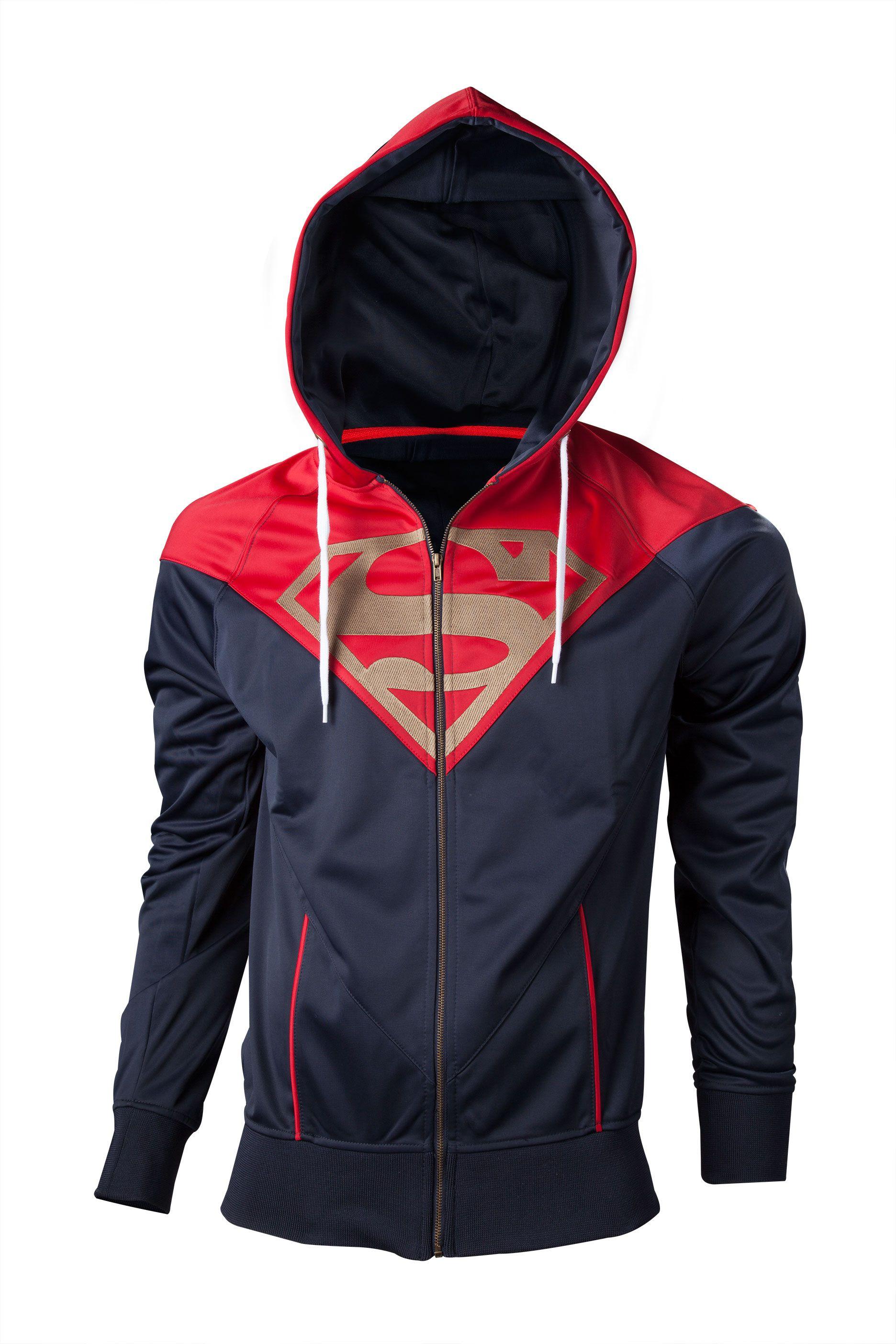 f38e2f3e8c65 Superman Track jacket