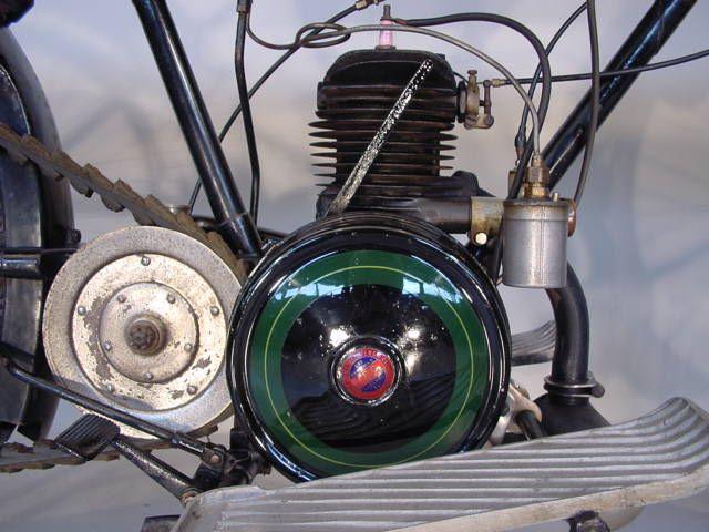Villiers Engines .Simplicity itself !