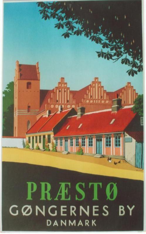 PRAESTO Denmark Village 1953