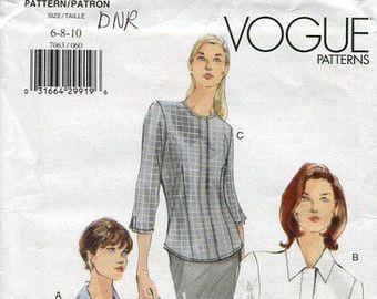 FREE US SHIP Vogue 9049 For Me Girl's Dress Romper by LanetzLiving