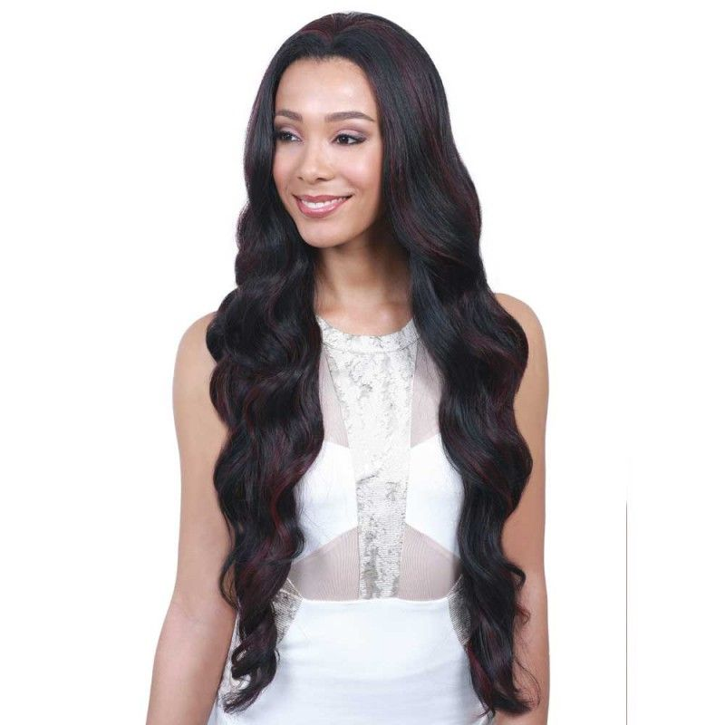 Bobbi Boss 100 Premium Synthetic Hair Lace Front Wig Mlf116 Briana
