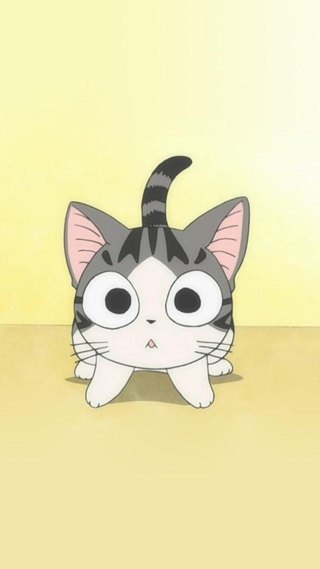 Super cute cartoon wallpapers collection cute cartoon - Cartoon cat background ...