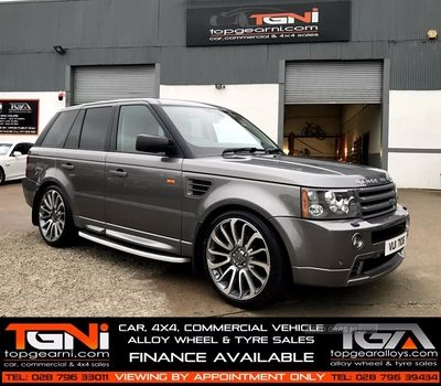 Land Rover Range Rover Sport Hse Tdv6 Low Mileage In Derry