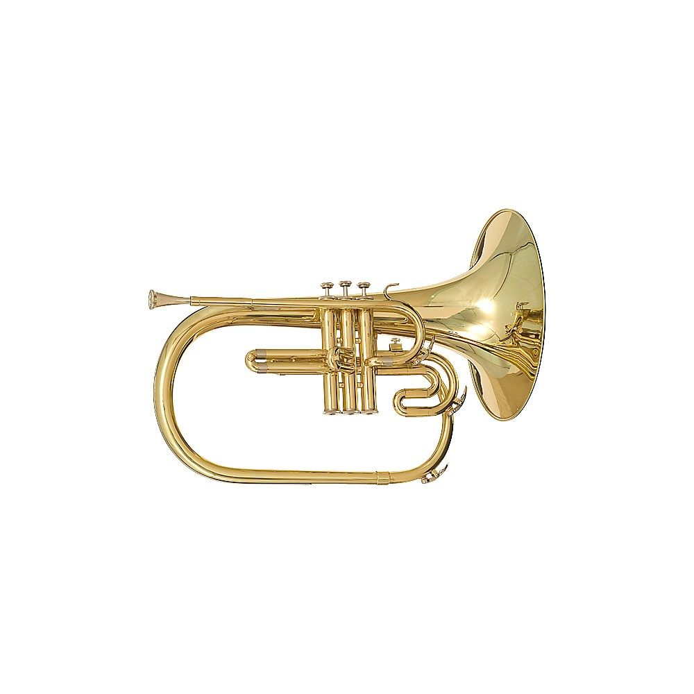 Blessing BM-400 Series Marching Bb French Horn Lacquer