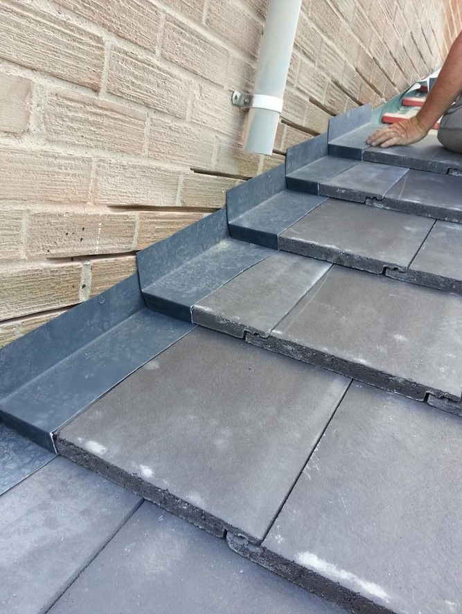 Midland Lead Flashings Installed Roofing In 2019 Roof