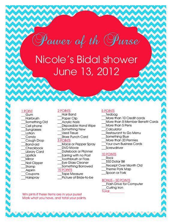 Bridal Shower Game Bridal Shower Games Bridal Shower Inspiration Bridal Shower