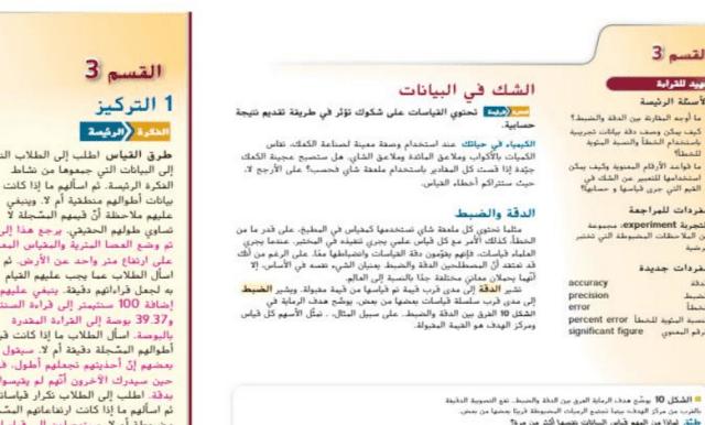 حل درس الشك في البيانات علوم صف تاسع فصل أول Https Ift Tt 3laitc6 Blog Blog Posts Journal