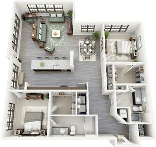 Thoughtskoto Floor Plans Lay Out Designs For Bedroom