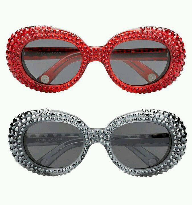Marc Jacobs retro sunglasses!! | Inspirational Style <3 | Pinterest
