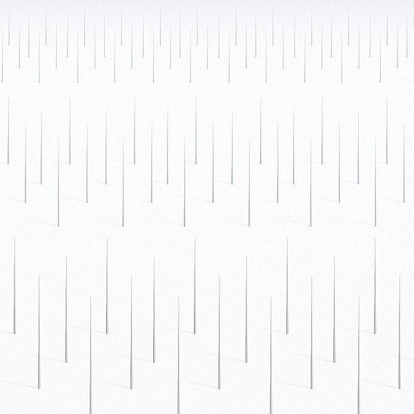 Spikes II   -  Fabian Bürgy   -  http://www.fabianbuergy.com/