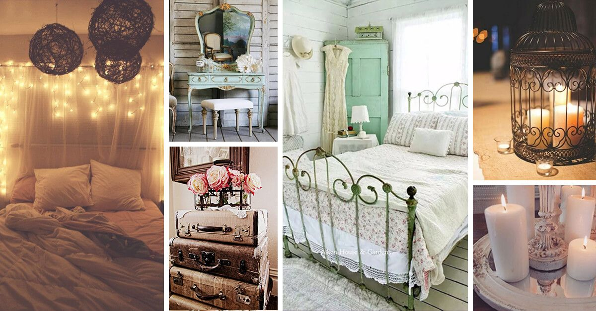 33 Vintage Bedroom Decor Ideas To Turn Your Room Into A Paradise   Vintage  Bedrooms, Vintage Bedroom Decor And Bedrooms
