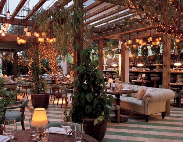 Miami S Most Fashionable Restaurants From Ocean Drive