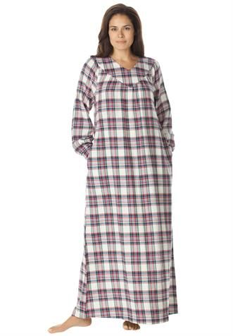 11++ Plus size flannel nightgowns ideas info
