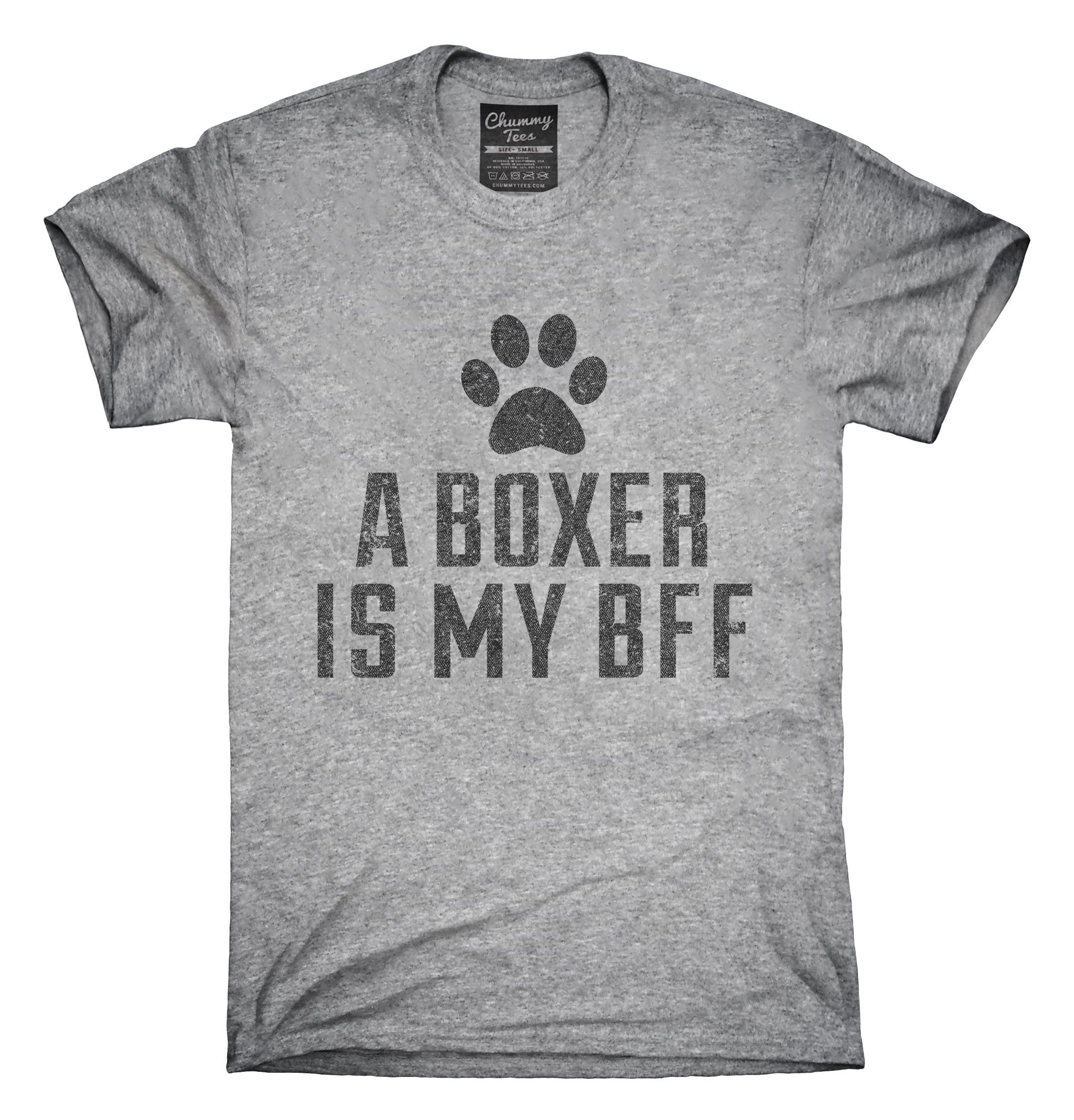 Behind the chair shirts - Cute Boxer Dog Breed T Shirt Hoodie Tank Top