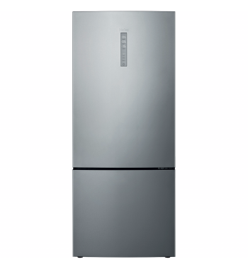 Haier HBM450SA1 450L Bottom Mount Fridge | Appliances Online