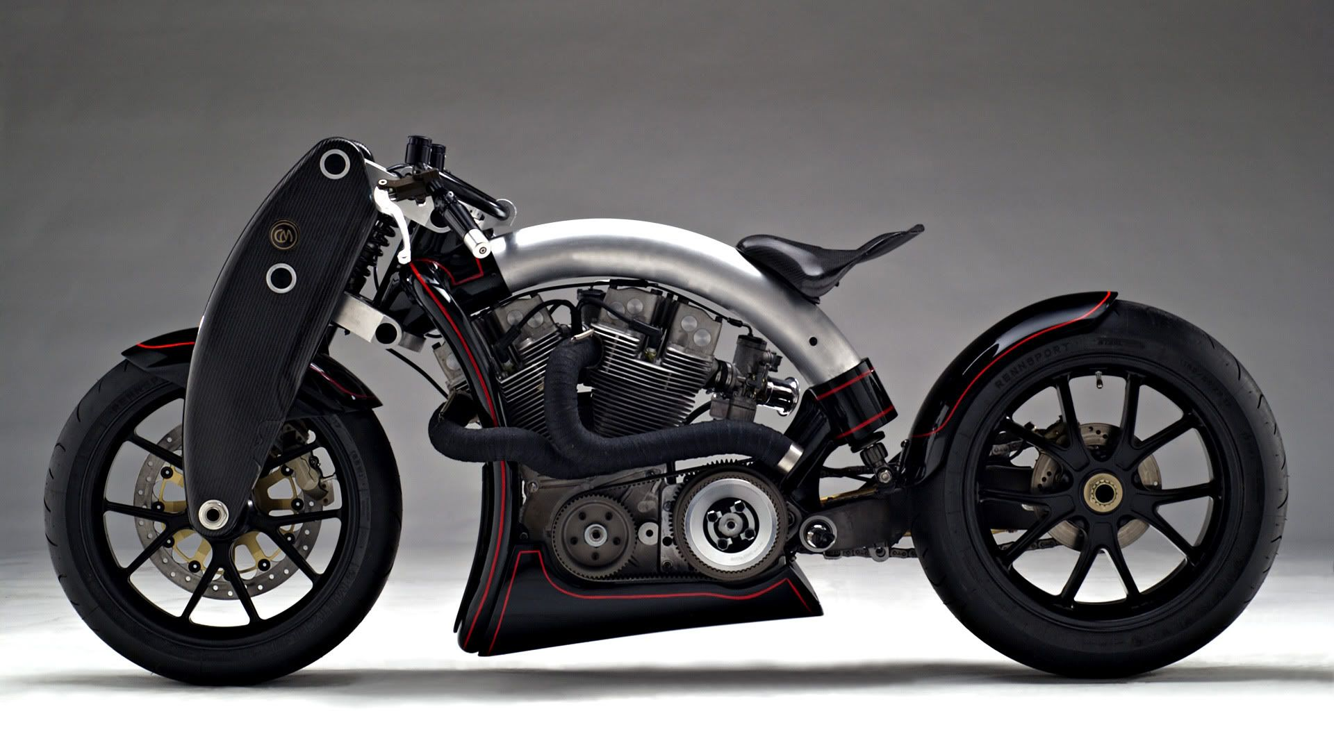 Motor Sports Hd Wallpaper: Confederate Motorcycle On Pinterest