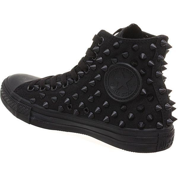 Studded Converse, Converse High Top