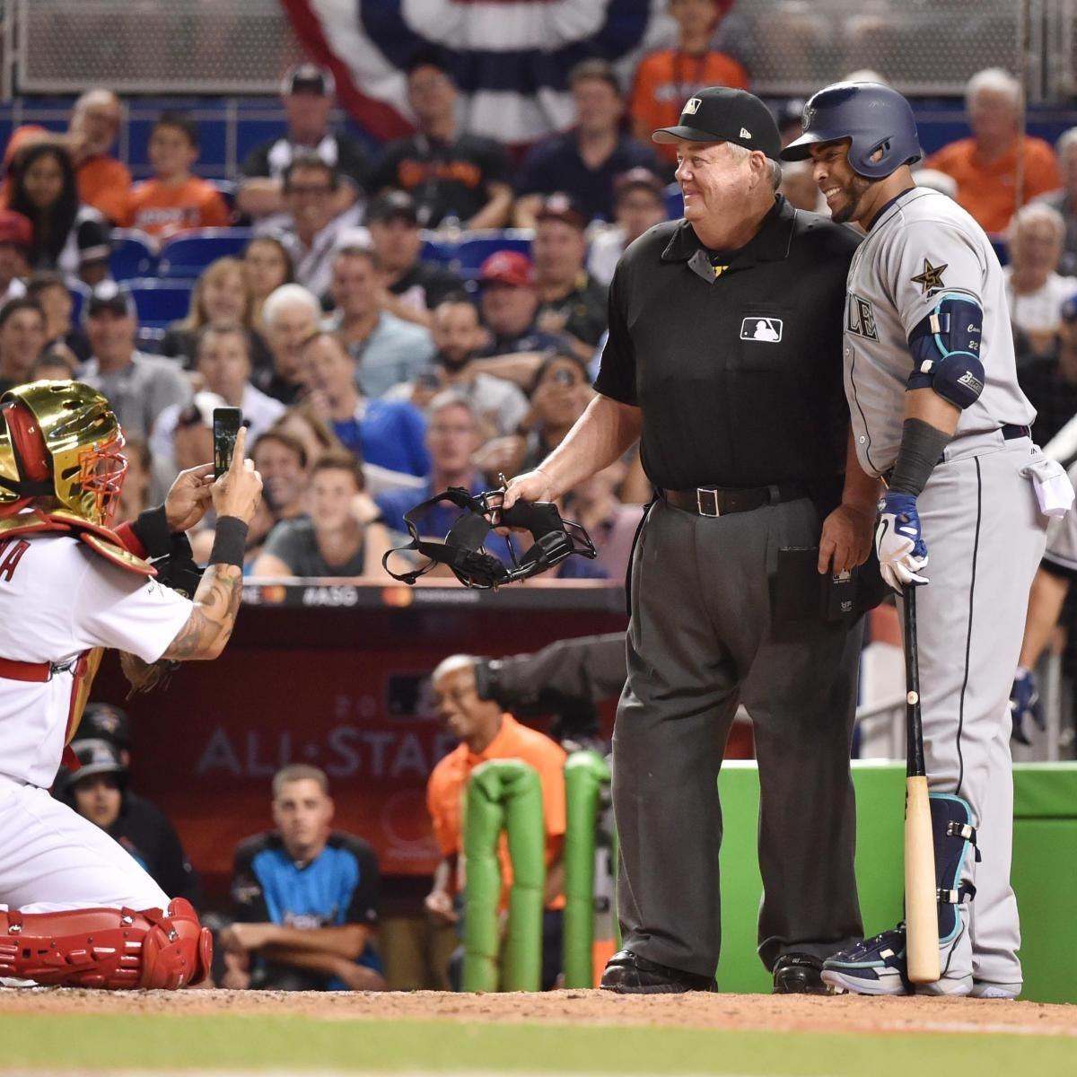 Andy Green Gets In Parting Shot On Umpire Joe West After Ejection Padres San Diego Padres Batting Average