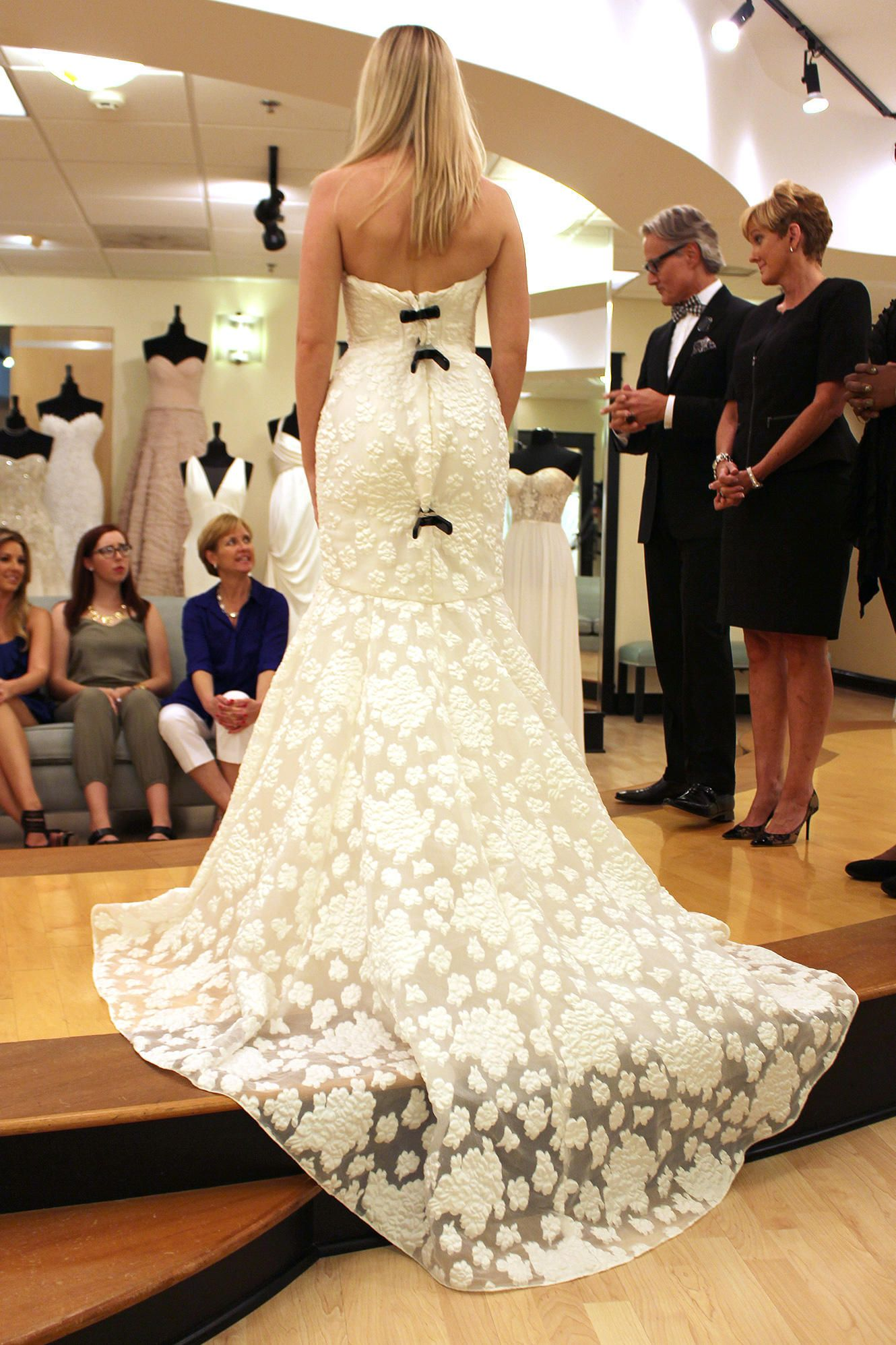 Featured Wedding Dresses from Season 9: Part Two | White silk ...