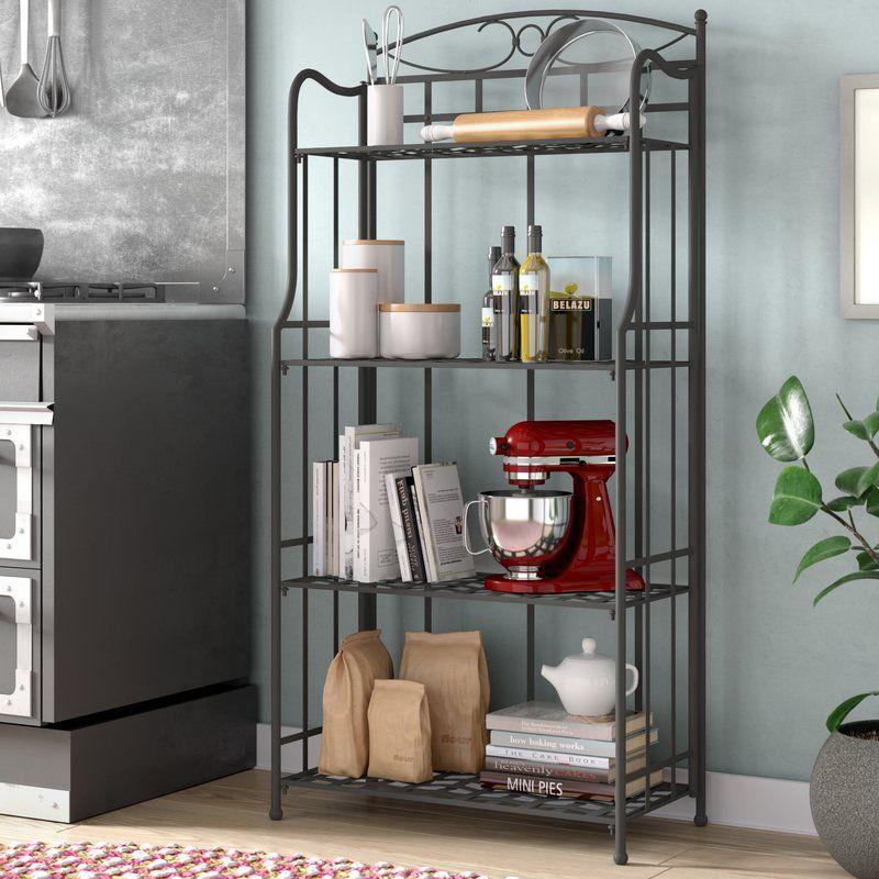 Schilling Steel Baker S Rack Dengan Gambar Dekorasi