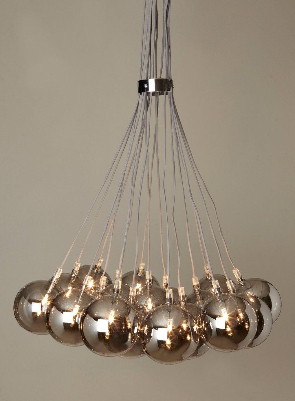 Malachy 18 light Cluster - All Lighting - Home, Lighting & Furniture - BHS