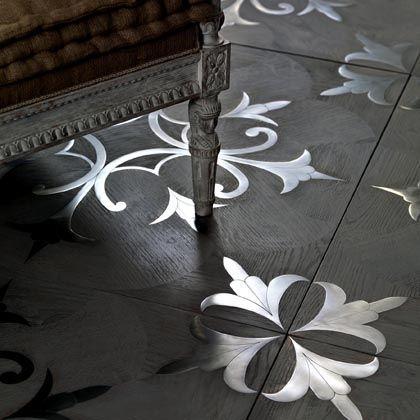 Dalle de parquet massif - ALSR031 - ArchiExpo Sols Pinterest - dalle beton interieur maison