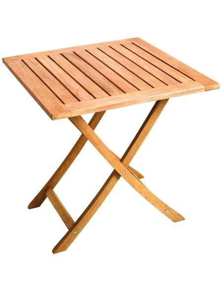 Gartentisch »Klapptisch«, Klappbar, Eukalyptus, 70x70 Cm, Braun Jetzt  Bestellen Unter: Https://moebel.ladendirekt.de/garten/gartenmoebelu2026