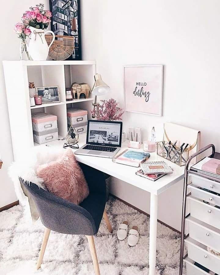Homedecor Inspiration Cute Desk Decor Home Office Desks Room Decor