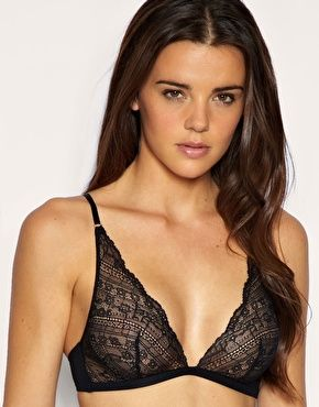 761fac9428a0c Enlarge Calvin Klein Envy Lace Triangle Bra