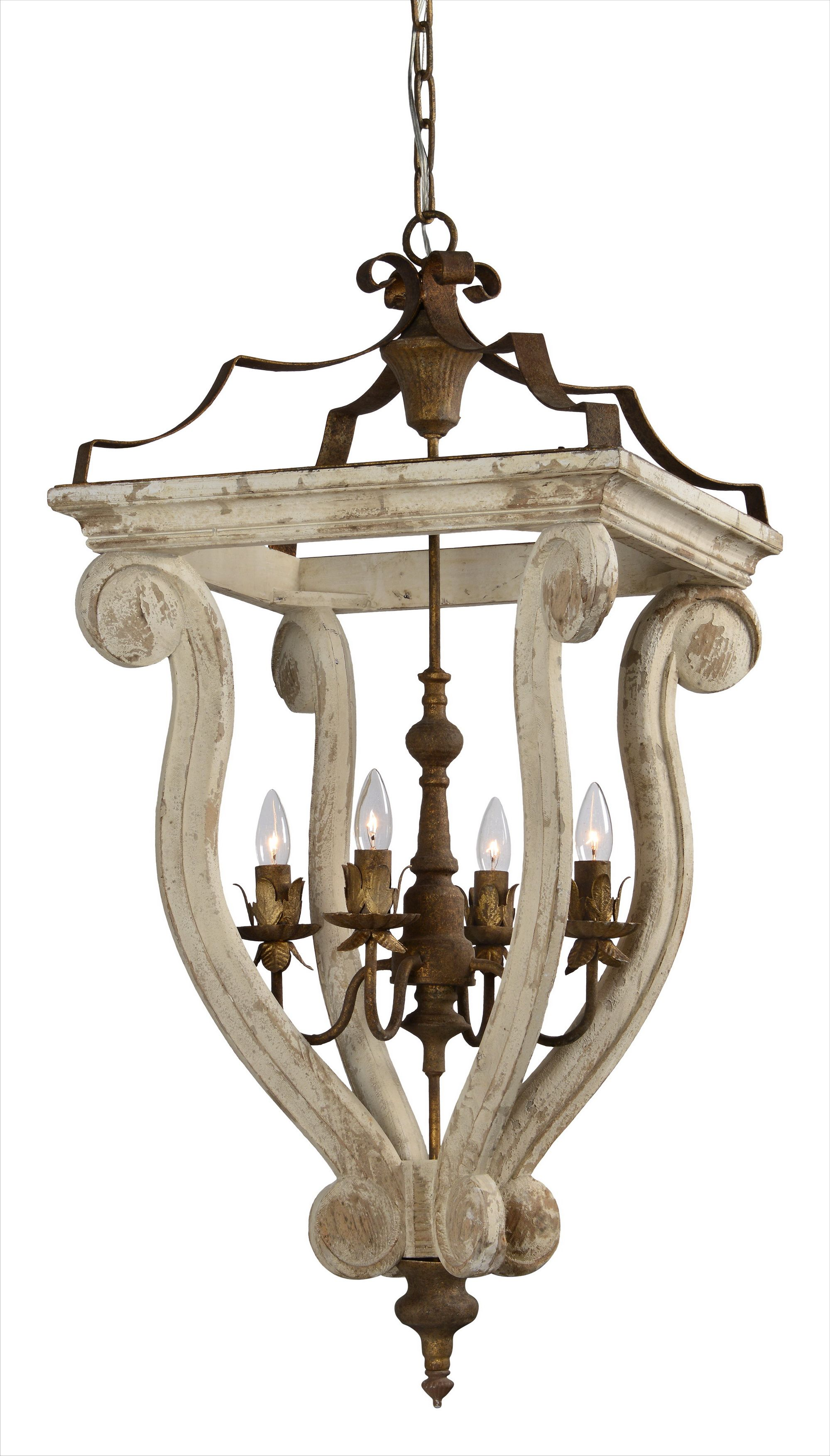 chandelier metal overstock shipping wood free beach home house garden mission today product light bronze chandeliers and