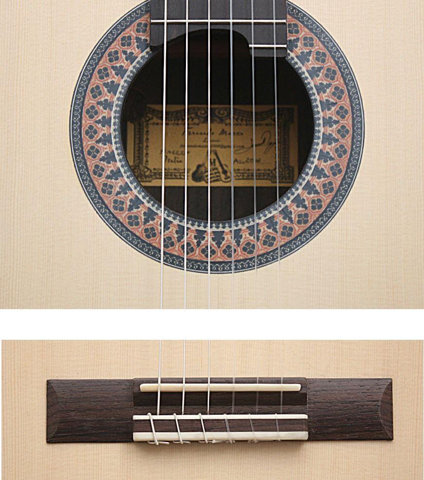 Guitar Fernando Mazza Roseta Guitarras, Rosetas, Ideias