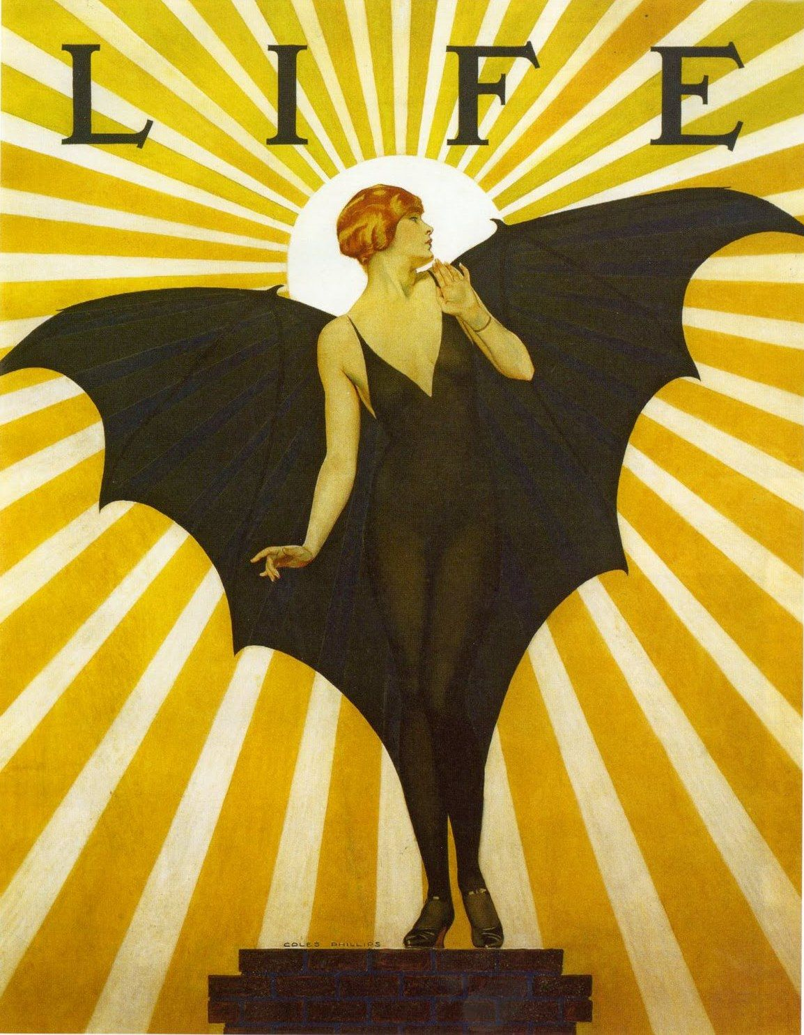 Clarence Coles Phillips - Life, (1927)