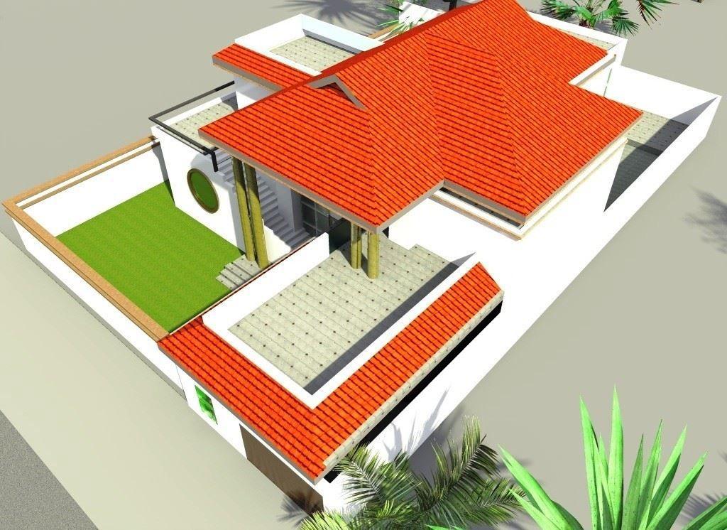 Projet De Construction D Une Villa A Lome Au Togo Picture