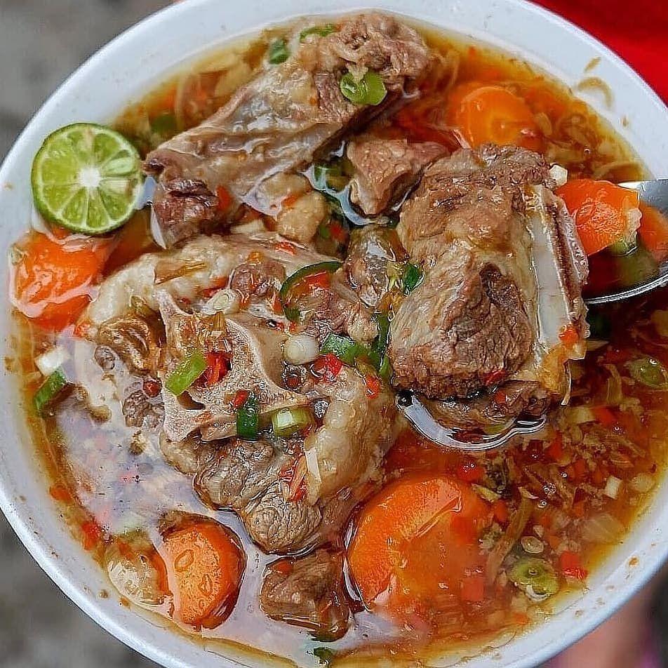 Resep Sop Iga Sapi Yang Enak Dan Lezat Dapat Anda Buat Sendiri Di Rumah Dengan Mengikuti Bahan Bahan Dan Cara Memasak Sop Resep Masakan Indonesia Resep Masakan