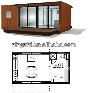 New Classical Style Container House Avec Images Design Petite