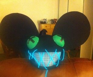 How To Build A Deadmau5 Head Deadmau5 Head Michaels Halloween Diy Costumes