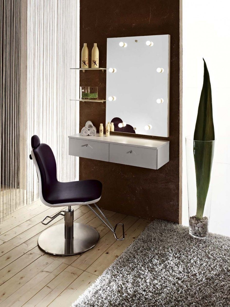 Furniture dressing table with light up mirror dressing for Dressing table with lights