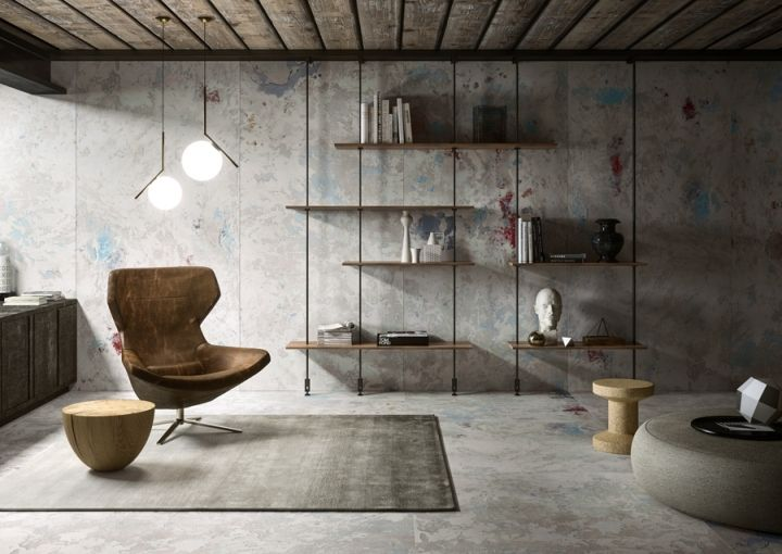 CEDIT – Ceramiche d'Italia: six new collections that blend art and design » Retail Design Blog