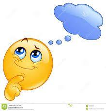 foto de Resultado de imagen para emoticones pensando Emoticonos Emoticon pensativo Emoticones imagenes