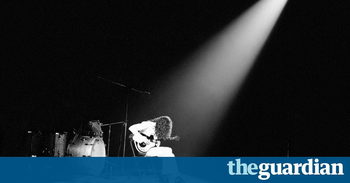 Jimmy Page: 'Led Zeppelin weren't gonna fit on Top of the Pops'