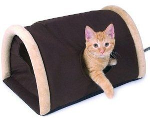 Cool Outdoor Heated Kitty Camper Kh 3983 From K H Pet Beds Download Free Architecture Designs Rallybritishbridgeorg
