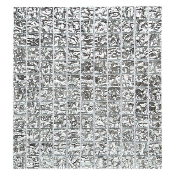 Vitrum - mozaiki dekoracyjne SILVERATO 001 (plaster 30,0x30,0)