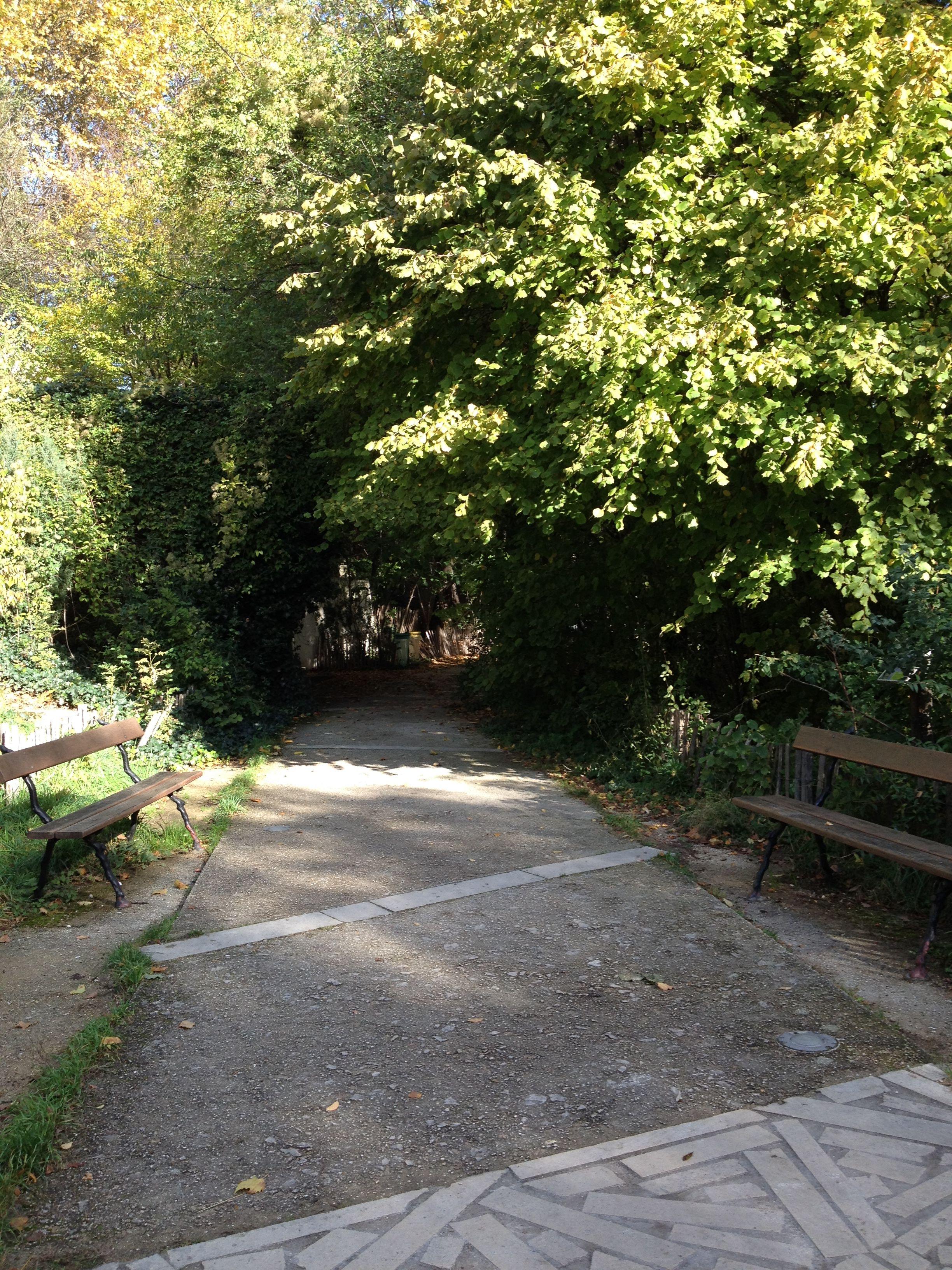 Jardin naturel - Parijs
