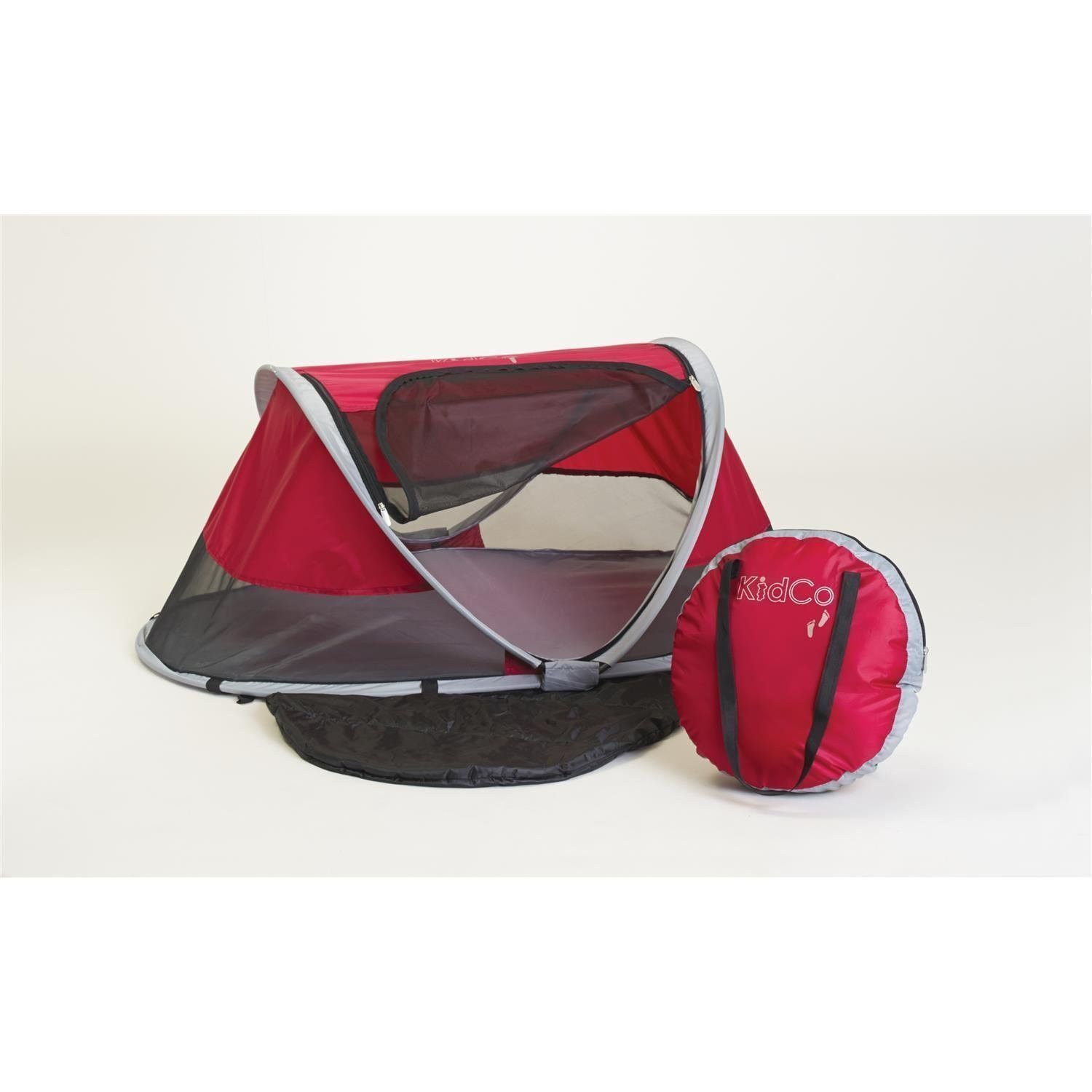 baby portable travel tent bed with uv protection and carry bag