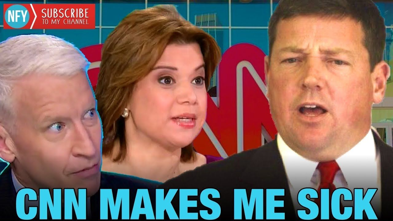 Trump Suppoter Ed Martin WRECKS CNN Ana Navarro & Anderson When CNN tries to Link Trump to Russia.