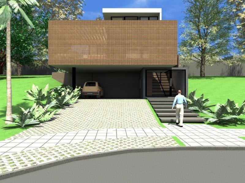 Estudo de residência no Portal Bragança, Bragança Paulista. Projeto Seminari Arquitetura. #projeto #arquitetura #seminariarquitetura