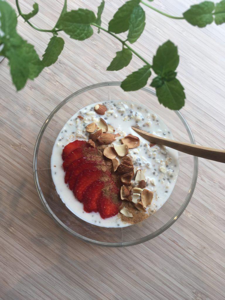 Overnight oats | NATURLIG SUNN | Bloglovin'